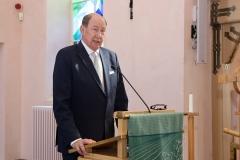 Juhlapuhe, Tammenlehvän perinneliiton puheenjohtaja vuorineuvos Jukka Viinanen