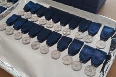 Mitalit jakovalmiina, kuva Seppo Puolakka